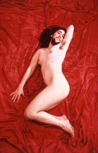 Zoe Leonard. Pin Up (Jennifer Miller), 1997